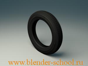 Моделирование колеса